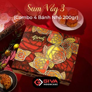 combo givral sum vầy 3