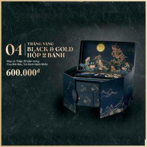 trăng vàng 2 bánh black and gold